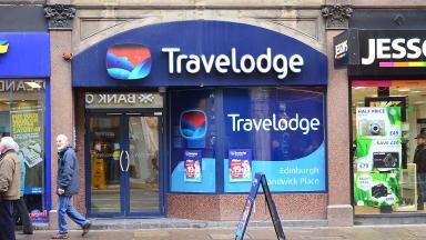 Premises Photograph for Travelodge (EH2 4RG)