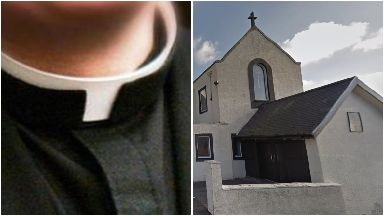 Priest assaulted during robbery