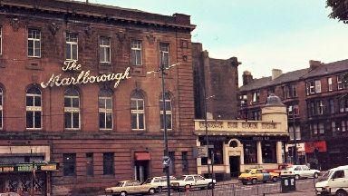 The Marlborough in Glasgow