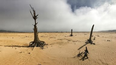It is South Africa's worst drought for almost a century.