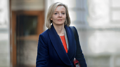 Liz Truss, 2017