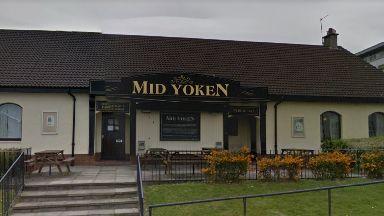 Mid Yoken: Stock was damaged. Edinburgh