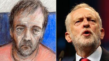 Darren Osborne allegedly wanted to kill Jeremy Corbyn.