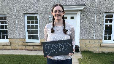 Ferryman author Claire McFall