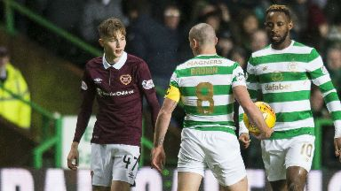 Scott Brown and Harry Cochrane