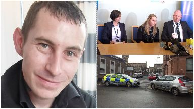 Paul Mathieson: He was in pubs before murder. Renfew Wilson Street