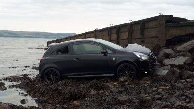 Kirkcolm: Woman taken to hospital. Stranraer