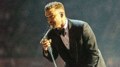 Justin Timberlake. Musician and known member of N Sync. File photo dated 30/03/14.