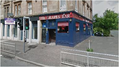 Grapes Bar, Paisley Road West, Glasgow