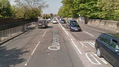 Queensferry road, Edinburgh