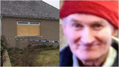 Brian McKandie: Found dead in cottage. Rothienorman