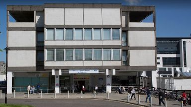 Aberdeen: Man was in surgical ward. Aberdeen Royal Infirmary