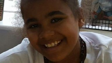 Jasmine Forrester, 11, died on Friday.