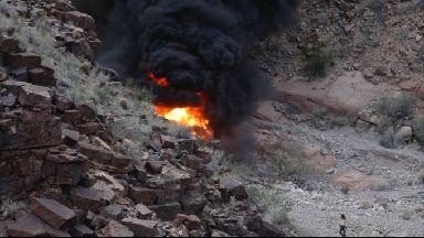Grand Canyon crash