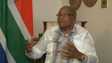 Jacob Zuma said he has been treated unfairly by his ANC party.