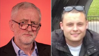 Jeremy Corbyn has threatened Ben Bradley with legal action.