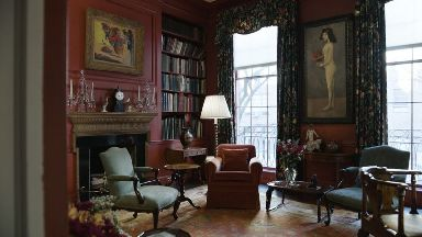 The Rockefeller's decorated their many homes with exquisite art treasures.