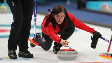 Eve Muirhead, 2018 Winter Olympics