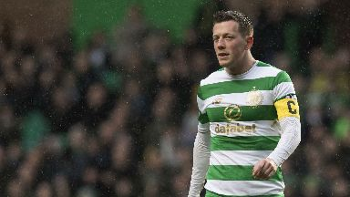 Callum McGregor, captain 2018