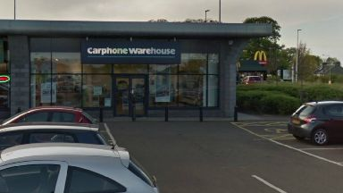 Carphone Warehouse, Straiton Mains, Edinburgh.