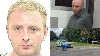 Robbie McIntosh: Battered victim unconscious. Dundee
