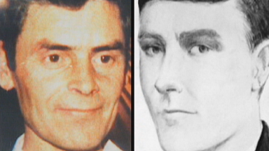 Comparison of Peter Tobin and Bible John.