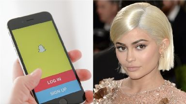 Kylie Jenner tweet sends Snapchat share price tumbling