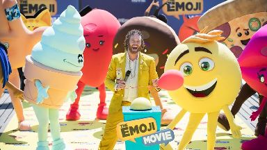 'A real stinker' - The Emoji Film picked up dubious honours at the Razzie awards.