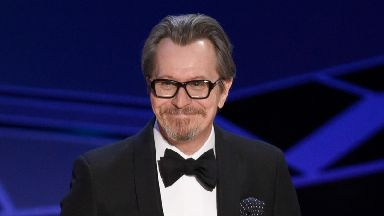 Gary Oldman won his first Oscar for his role as Winston Churchill.