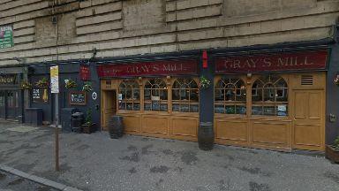 Gray's Mill: No arrests were made. Edinburgh