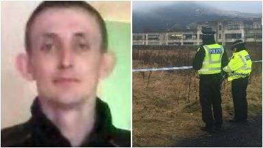 Darren 'Chicken' McCutcheon, body found in field behind Castlebrae business centre.