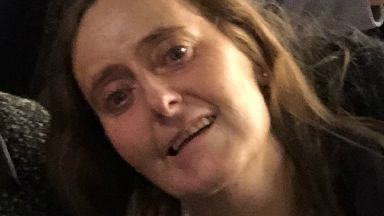 Leigh Hunter, aka Leigh Grey, missing from Edinburgh.