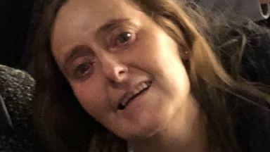 Leigh Hunter, aka Leigh Grey, missing from Edinburgh.