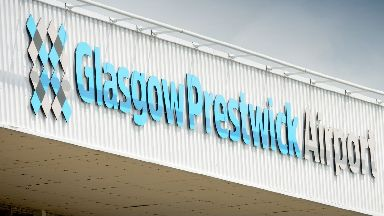 Preswick Airport logo