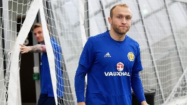 Dylan McGeouch Scotland