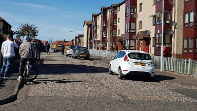 Buckhaven: A man has been arrested. Factory Road