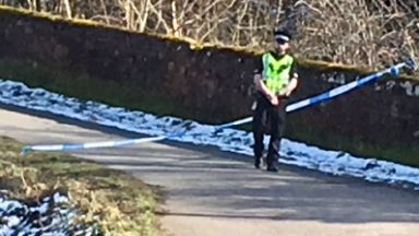 Discovery: Officers treating the death as unexplained. Forth and Clyde Canal Kelvindale Glasgow