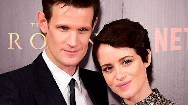 The Crown have issued a statement apologising to Matt Smith and Claire Foy