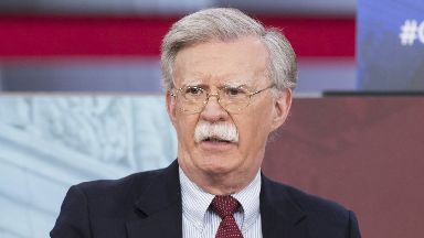 Mr Bolton, probably the most divisive foreign policy expert ever to serve as UN ambassador, has been a hawkish voice in Republican foreign policy circles for decades.