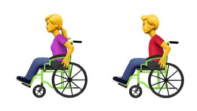 Wheelchair users could soon be depicted in emoji form.