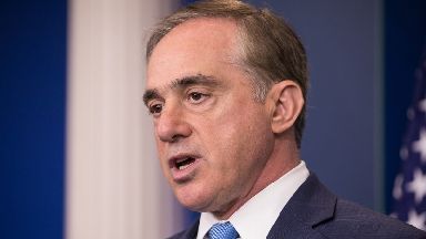 Mr Shulkin is the second cabinet secretary to depart over controversies involving expensive travel.