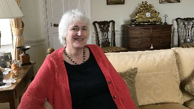 Rev Liz Henderson, miniter of Richmond Craigmillar Church