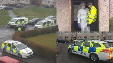 Castlemilk: Youngsters also taken to hospital. Raithburn Road Glasgow