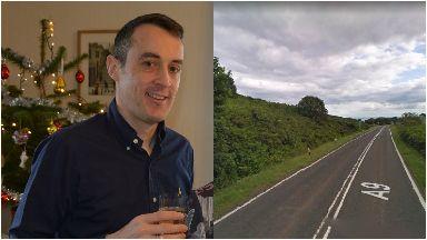 Duncan Mackay died in A9 crash