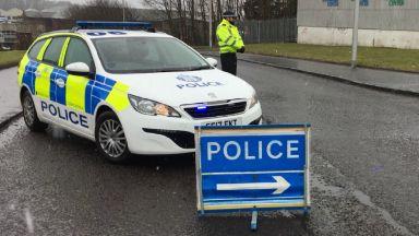 Tesco: Public asked to avoid area. Baird Avenue Dundee Tesco call centre