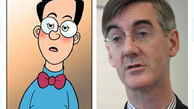 Jacob Rees-Mogg has said he is