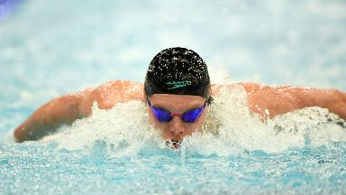 Duncan Scott has claimed his first individual Commonwealth Games medal