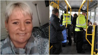Julie Reilly: Police helicopter called in search. Glasgow Missing
