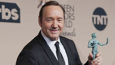 Kevin Spacey is also being investigated by Scotland Yard.