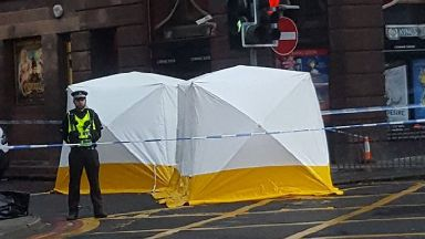 Kings Theatre: Man lost a finger after attack. Edinburgh